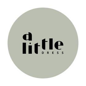 A little dress