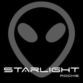 Starlight. rocks