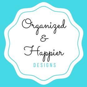 Organized & Happier