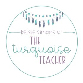 Kellsie Simons at The Turquoise Teacher