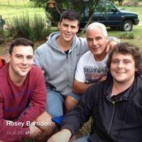 Rosey Barnden