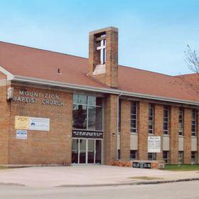 Mount Zion Missionary Baptist Church Milwaukee