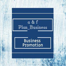 a&f Plan_Business