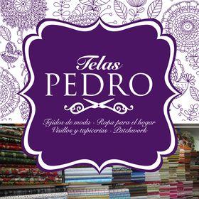 Telas Pedro