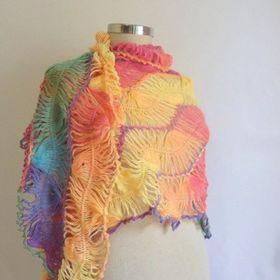crochetmodelknitting modelkniting