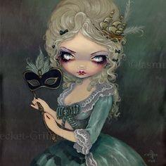 lady shy