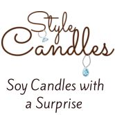 Style Candles - Candles with a surprise!