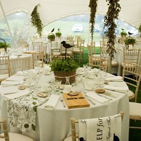 GP Marquees & Fourand20 Catering