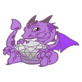 Purple Wyvern Jewels