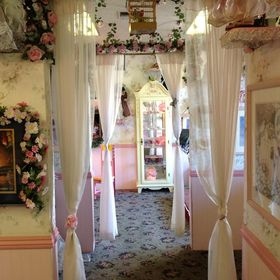 Olivias Dollhouse Tearoom Dress Up Tea Parties