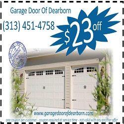 Garage Door of Dearborn