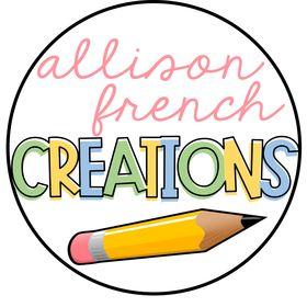 Allison French | TeachersPayTeachers Seller of Math Teaching Resources