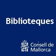 Biblioteques. Consell de Mallorca. Bibliotecas