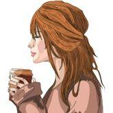 Pause café avec Audrey
