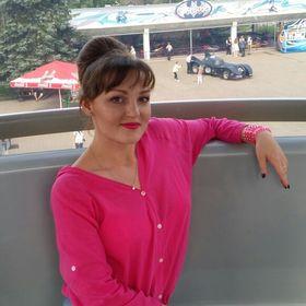 Nataliya Tishkovets