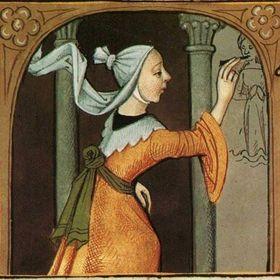 Adamantia's art icon