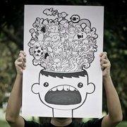Wanton Doodle