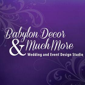 Babylon Wedding