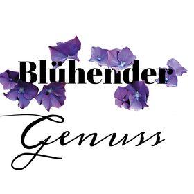 Blühender Genuss