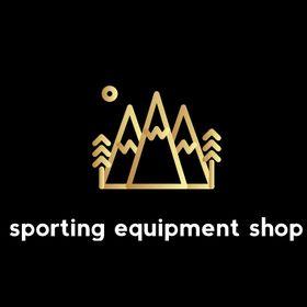 sporting equipment shop