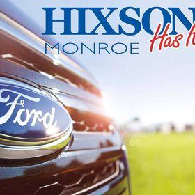 Hixson Ford Monroe >> Hixson Ford Of Monroe Hixsonfordmon On Pinterest
