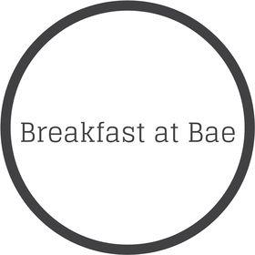 Breakfast at Bae