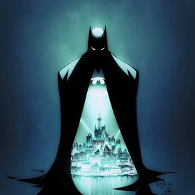 New 52 Batman
