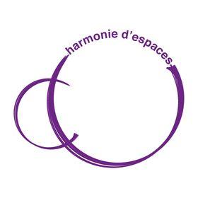 Harmonie d'espaces