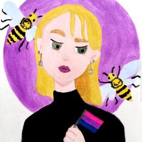 E. -- Book Blog Local Bee Hunter's Nook