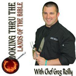 Greg Reilly Chef Greg Reilly