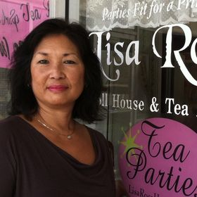 Princess Tea Party Business