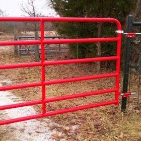 EZ  Hinge Farm Gate