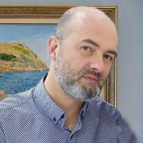 Oleos y acuarelas, Rubén de Luis
