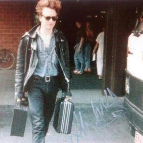 alan wilder's 1984 mullet