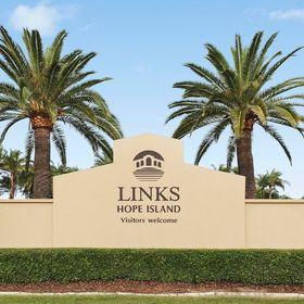Links Hope Island