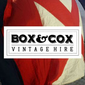 Box and Cox Vintage Hire