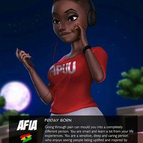 Afia Asamoah