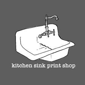 Kitchen Sink Print Shop