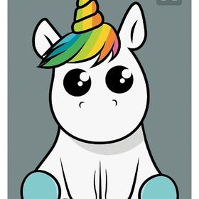 Unicorn Aana98870 Su Pinterest