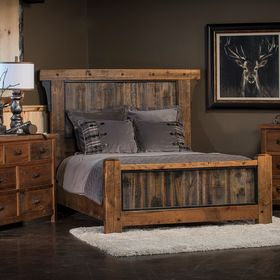 The Real Log Furniture Place