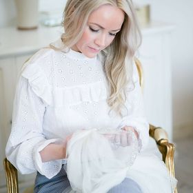Megan therese/garters/veils/headpieces