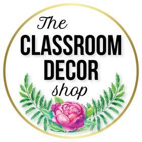 Classroom Decor Shop