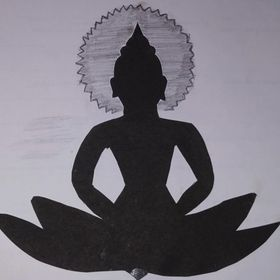 SHIVA II VINTAGE DAMEN LANGARM T-SHIRT Yoga Buddha Hinduism Ganesha India