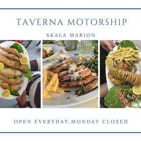 "Taverna ""MOTORSHIP"""