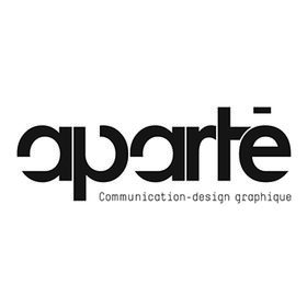 Aparté /// communication design graphique