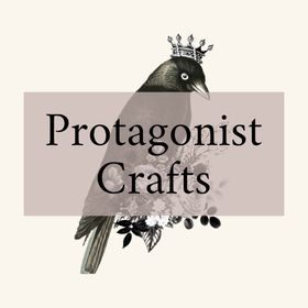 Protagonist Crafts | cozy vintage vibes and crochet