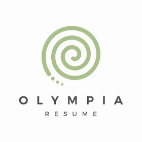 Olympia Resume - Professional Resume Templates & CV Design
