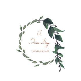 A Fine Day - The Wedding Blog