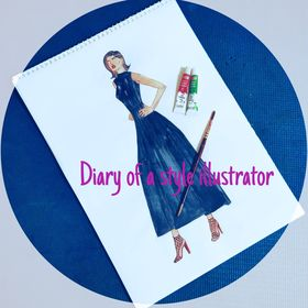 diaryofastyle illustrator