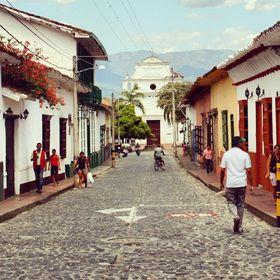 En Santa Fe De Antioquia